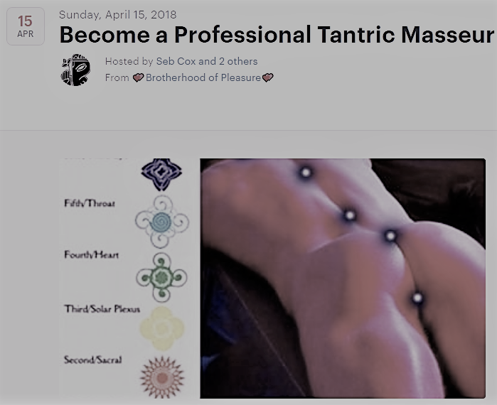 tantric massage workshop for men